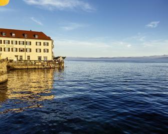 Flair Hotel zum Schiff - Меерсберг - Вид снаружи