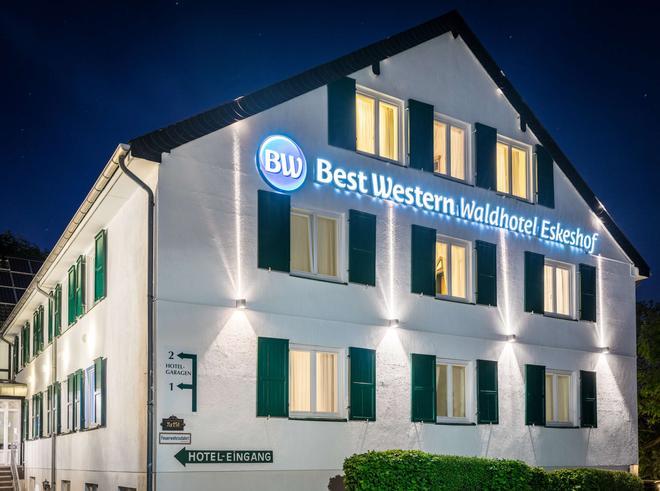 Best Western Waldhotel Eskeshof - Wuppertal - Building