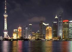 Pullman Shanghai Jing An - Shangai - Vista del exterior