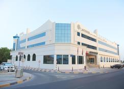 Lavender Hotel Sharjah - Sharjah - Gebouw