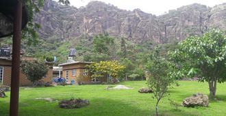 Posada meztitla - Tepoztlán - Outdoor view