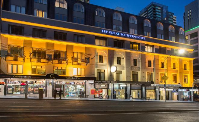 Great Southern Hotel Melbourne - Melbourne - Building