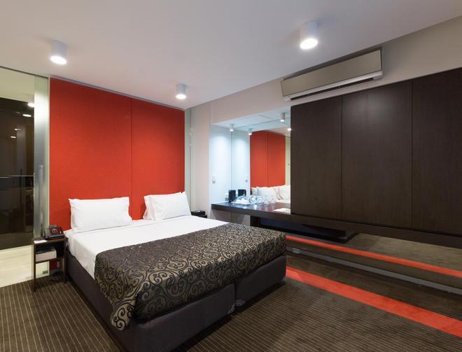 Great Southern Hotel Melbourne - Melbourne - Bedroom