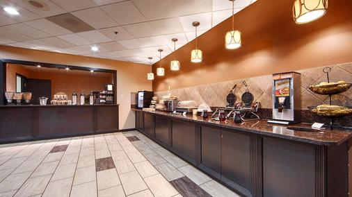 Best Western Plus The Charles Hotel - St. Charles - Buffet