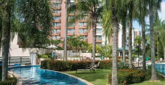 Plaza Barra First - Río de Janeiro - Piscina