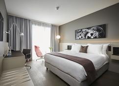 Modern Times Hotel - Vevey - Schlafzimmer