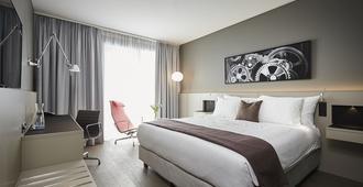 Modern Times Hotel - Vevey - Habitación