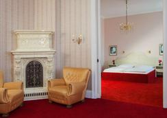 Hotel Kaiserhof Deluxe - Lübeck - Phòng ngủ