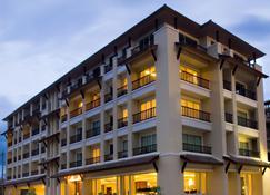 City Inn Vientiane - Wientian - Budynek