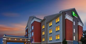 Holiday Inn Express New Orleans East - New Orleans - Bygning