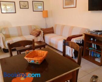 Maridatis Apartments - Palekastro - Living room