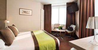 Hotel Acropole - Paris - Soveværelse