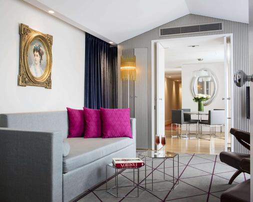 Hôtel De Sers - Παρίσι - Σαλόνι