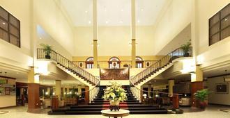 Tanjong Puteri Golf Resort - Malaysia - ג'והור באהרו - לובי