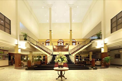 Tanjong Puteri Golf Resort - Malaysia - Johor Bahru - Lobby