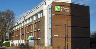 Holiday Inn Express London - Vauxhall Nine Elms - London - Bygning
