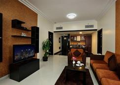 皇家豪華套房酒店 - 沙迦 - 沙迦 - 大廳