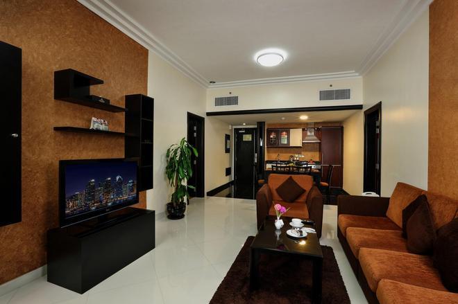 Royal Grand Suite Hotel - Sharjah - Σαλόνι ξενοδοχείου