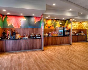 Fairfield Inn & Suites Oklahoma City Yukon - Юкон - Шведский стол