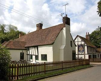 The Brocket Arms - Welwyn Garden City - Building