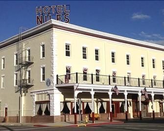 Hotel Niles - Alturas - Gebouw