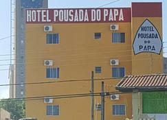 Hotel Pousada Do Papa - Aparecida - Edificio