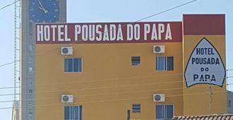 Hotel Pousada Do Papa - Aparecida - Vista del exterior