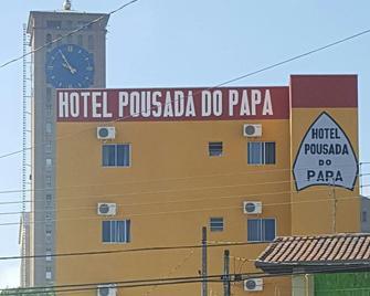 Hotel Pousada Do Papa - Aparecida - Building