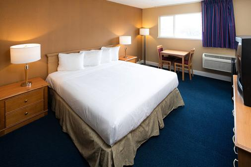 Red Lion Inn & Suites - Sacramento Midtown - Sacramento - Bedroom
