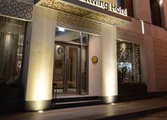 Waxwing Hotel - Antiokia - Rakennus