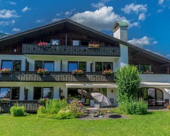 Hotel Garni Zugspitz - Farchant - Building