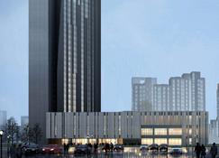Hyatt Regency Tianjin East - Τιαντζίν - Κτίριο