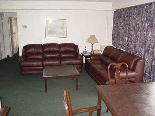 The Business Inn - Ottawa - Living room