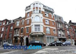 Eurotel - Liège - Building