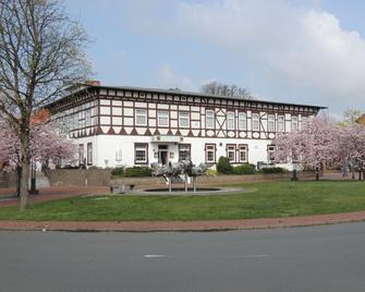 Hotel Deutsches Haus - Munster (Örtze) - Gebäude