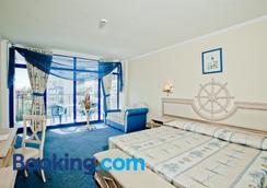柴卡海灘酒店 - 陽光海灘 - 陽光海岸 - 臥室