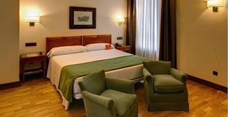 Hotel Hernán Cortés - Gijón - Habitación