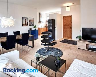 Fredericia Apartment II - Fredericia - Living room