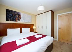 Staycity Serviced Apartments - Saint Augustine St - Дублін - Спальня