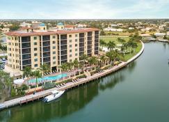 Holiday Inn Club Vacations Sunset Cove Resort - Marco Island - Edificio