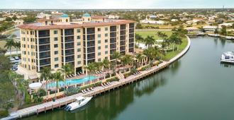 Holiday Inn Club Vacations Sunset Cove Resort - Marco Island - Gebäude