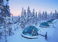 Kakslauttanen Arctic Resort - Saariselka - Außenansicht
