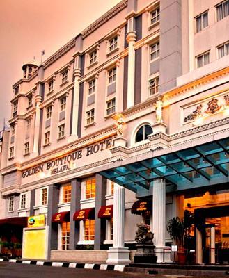 梅拉萬黃金精品酒店 - 雅加達 - 南雅加達 - 建築