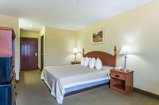 Days Inn by Wyndham Houma LA - Houma - Bedroom