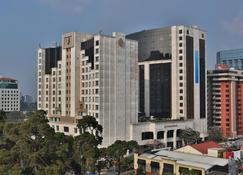 瓜地馬拉皇家洲際 - 瓜地馬拉市 - 瓜地馬拉 - 建築