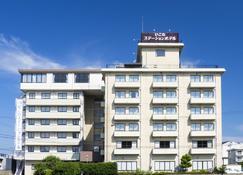 Hikone Station Hotel - Hikone - Edificio