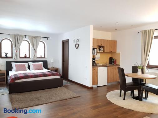 Alfinio Villa - Sinaia - Bedroom