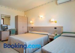 Hotel Pardini - Viareggio - Bedroom