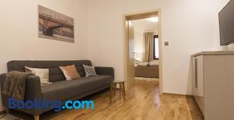 Prague Expat House - Praga - Sala de estar