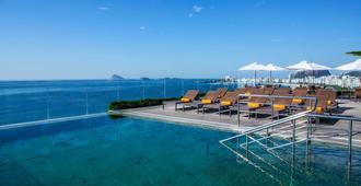 Windsor Leme Hotel - Rio de Janeiro - Bể bơi